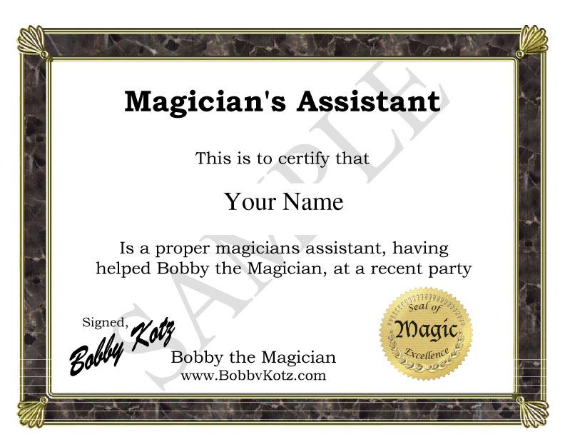 Bob The Magician Shows